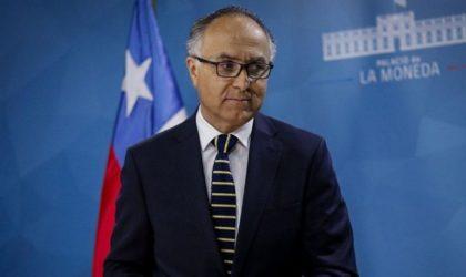 Exclusif – Le Chili suspend sa décision de fermer son ambassade en Algérie
