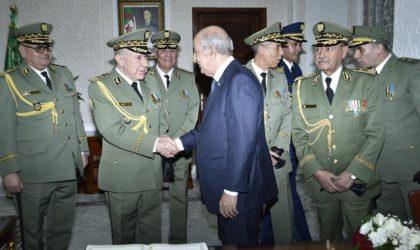 L'ancien directeur central de la sécurité de l'armée Mehenna Djebar libéré