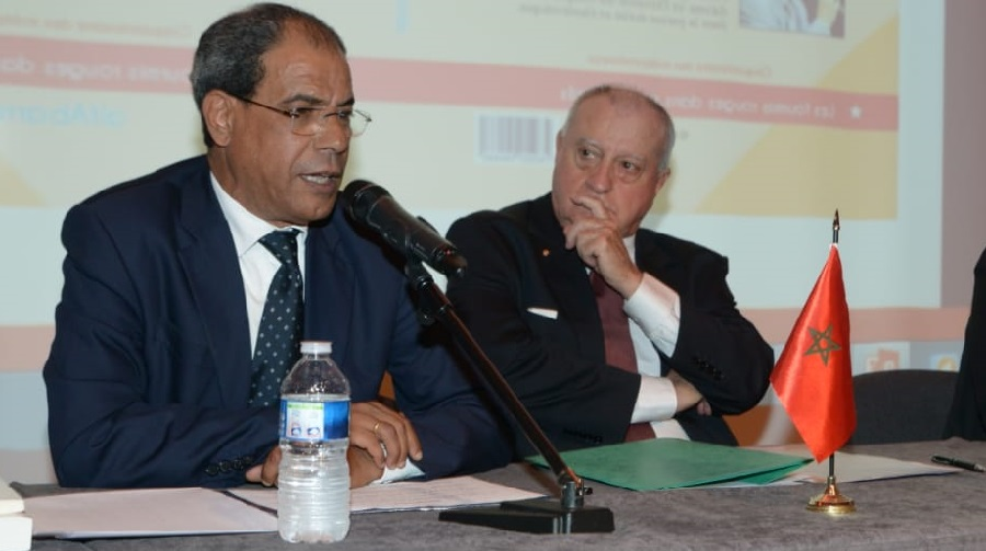 Youssef Chihab Maroc Algérie Israël