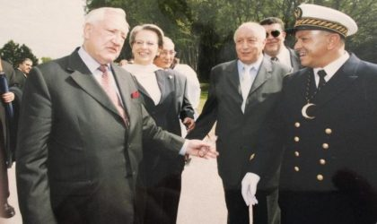 Zekri commente le discours de Darmanin : «La France ne s'est pas libérée d'elle-même»