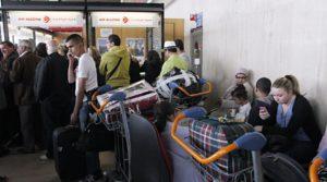Algériens bloqués étranger