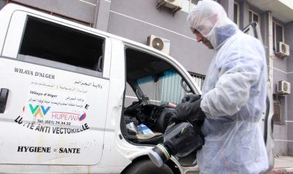 Large propagation du coronavirus au sein des institutions de l'Etat