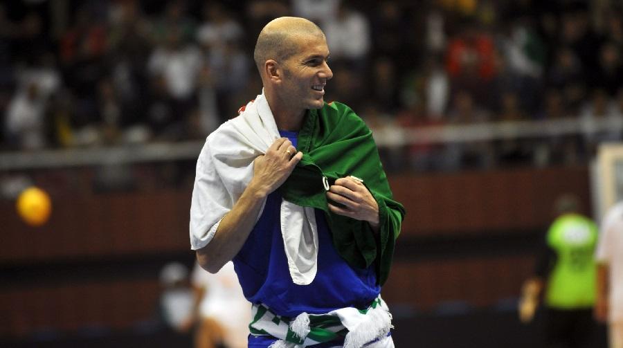 foot Zinedine Zidane