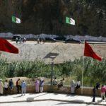 frontière terrestre Maroc
