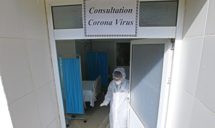 Covid-19 : des images choquante révèlent le chaos à l'intérieur d'un Hôpital à Biskra