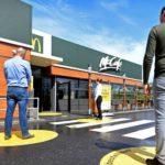 McDonald's covid-19 action