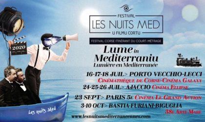 Deux courts-métrages algériens au 13e Festival «Les Nuits Med»