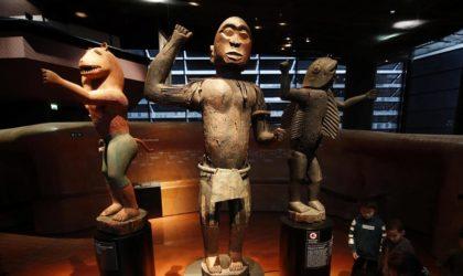 Œuvres d'art africaines pillées par la France coloniale restituées