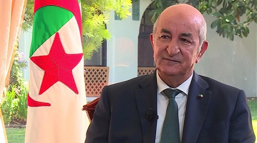 Algériens bloqués pétition Tebboune