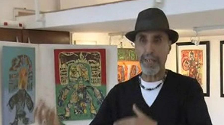 artiste plasticien Algérie