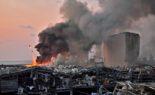 Liban : deux impressionnantes explosions à Beyrouth
