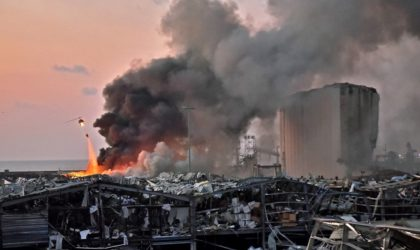 Les explosions à Beyrouth ravivent la contestation au Liban