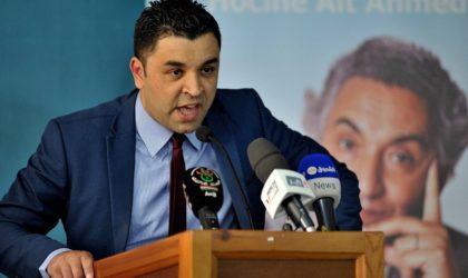 FFS : «Le régime a décidé de reconduire la politique des passages en force»
