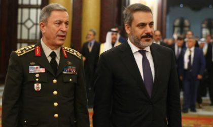 Les services turcs et Rachad préparent un grand complot contre l'Algérie