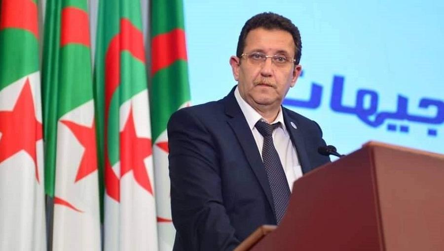 Hamdani ministre de l'Agriculture