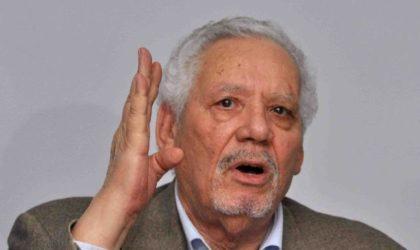 Déclaration du général à la retraite, ex-ministre de la Défense, Khaled Nezzar