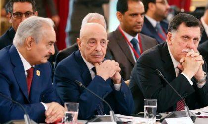 Les dessous du cessez-le-feu annoncé par les frères ennemis libyens