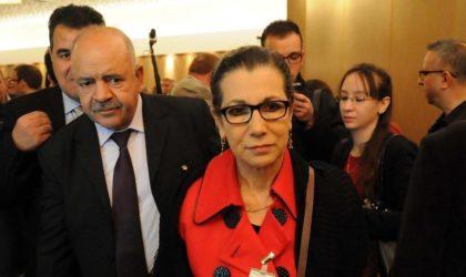 Louisa Hanoune dévoile les vrais motifs de son emprisonnement par Gaïd-Salah
