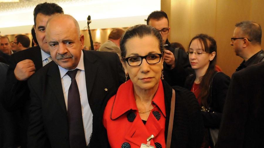 LH Louisa Hanoune
