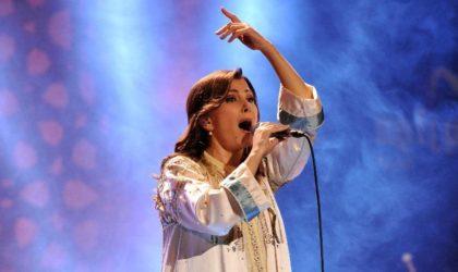 La chanteuse Majda El-Roumi s'insurge : «Restituez la décision aux Libanais !»