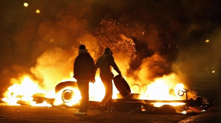 Coran émeutes Suède