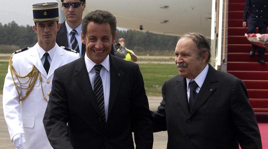 Sarkozy Bouteflika