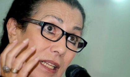 Louisa Hanoune : «Il y a nécessité de se démarquer de la Ligue des Etats arabes»