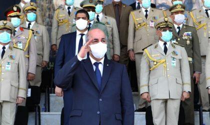 Comme relevé par Algeriepatriotique : Tebboune met le cap sur le référendum