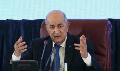 Tebboune annonce l'imminence du référendum sur la nouvelle Constitution