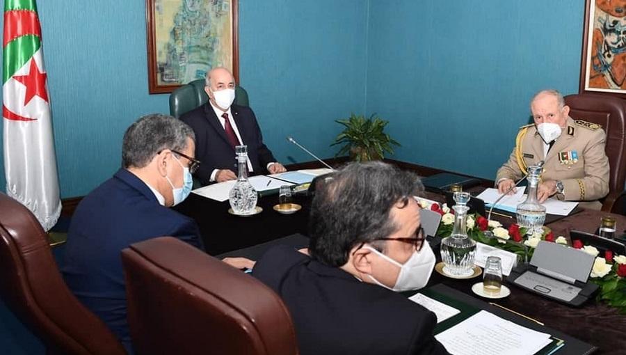 Tebb Haut Conseil de sécurité