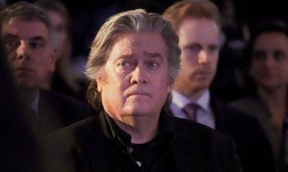 L'ex-conseiller à la Maison-Blanche Steve Bannon : «Les Italiens sont ingrats !»