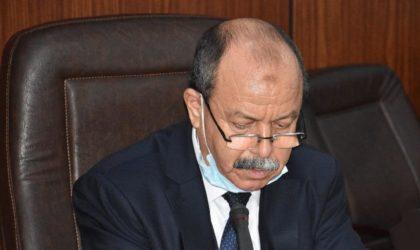 Le nettoyage opéré par Tebboune dans la justice annonce la fin de Zeghmati
