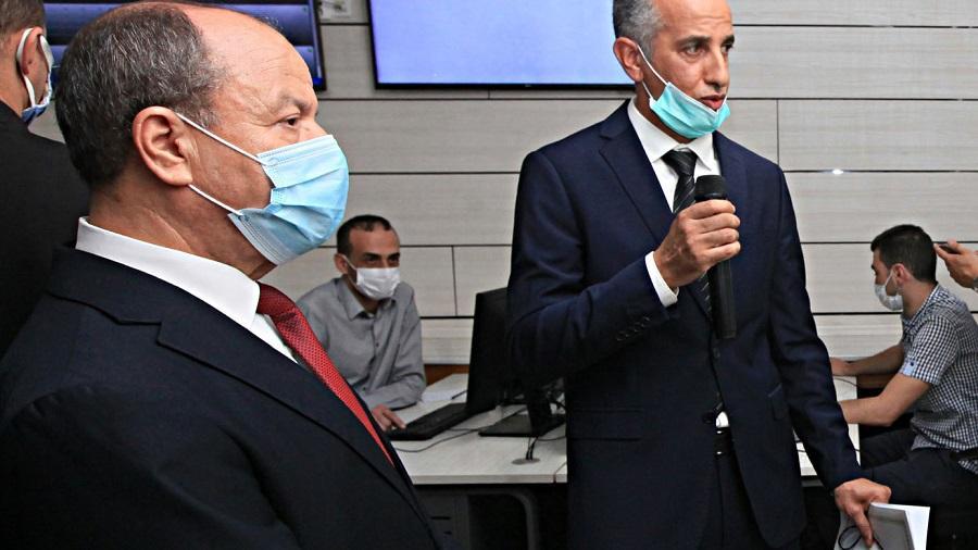 Zeghmati répression