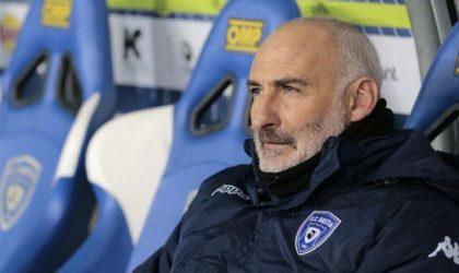 François Ciccolini nouvel entraîneur de l'USM Alger