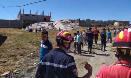 Mila en détresse depuis le séisme