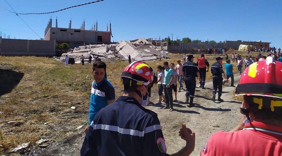 séisme Mila