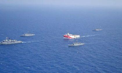 Tensions entre Athènes et Ankara en Méditerranée orientale