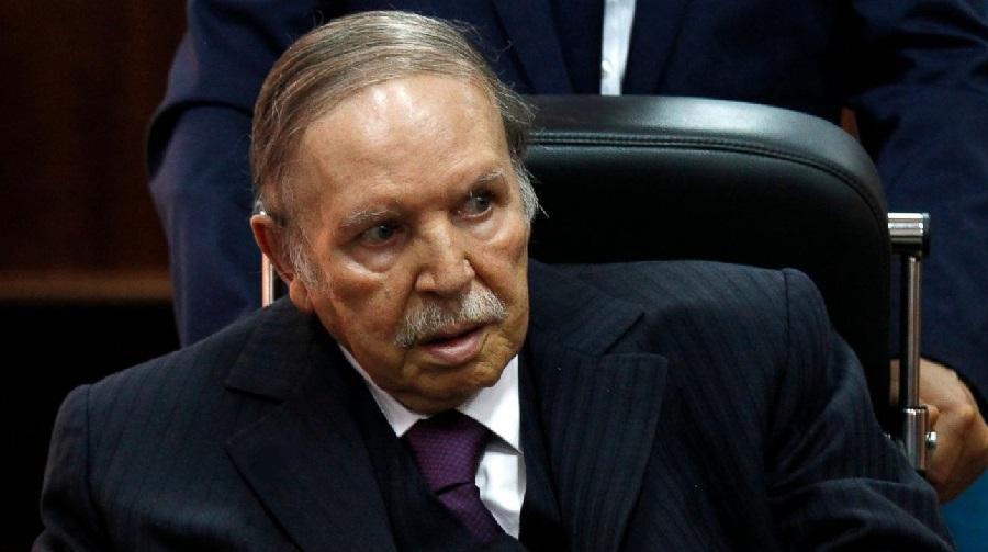 Bouteflika Trump