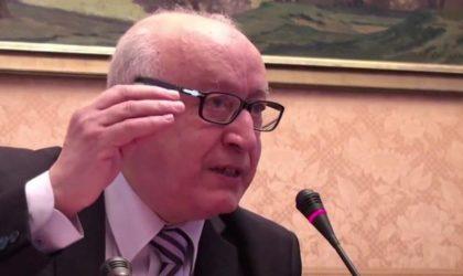 Zekri dénonce : «L'affaire Djabelkhir est une grave atteinte à la liberté de pensée»