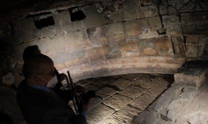 Au cœur de la cellule où le roi numide Jugurtha vécut ses derniers jours…