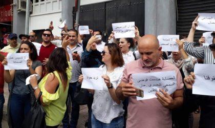 Nouveau sit-in pour exiger la libération de Khaled Drareni à Alger