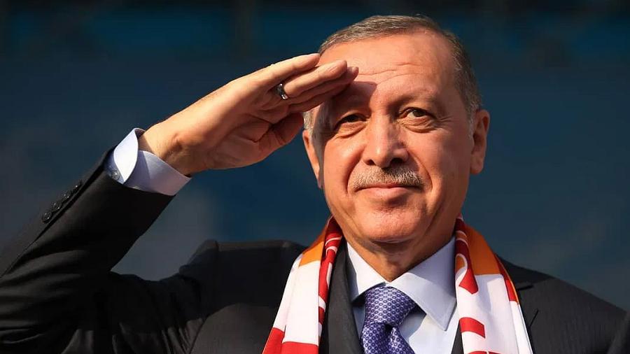 Erdogan proche de Poutine