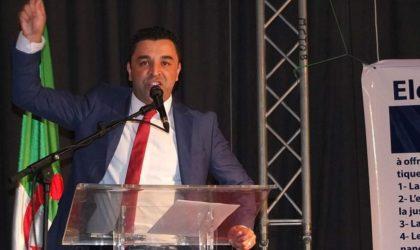 Youcef Aouchiche : «Nul n'est en mesure de dévier le FFS de son cap historique»