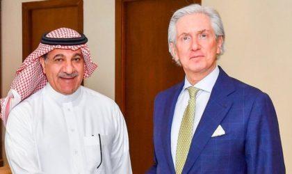 Le nouvel ambassadeur de France quitte Riyad et s'apprête à rejoindre Alger