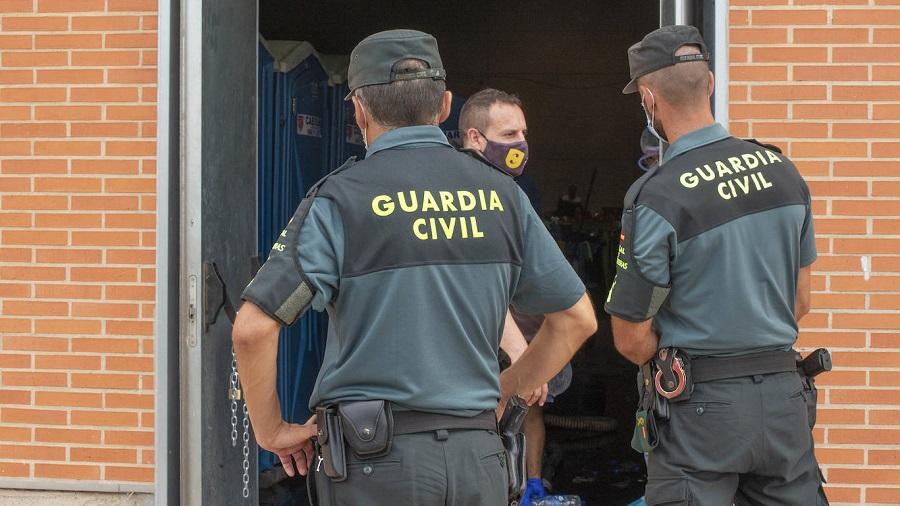 migrants algériens Espagne