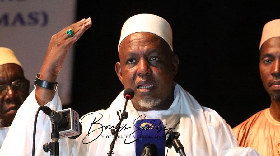 Mahmoud Dicko Mali