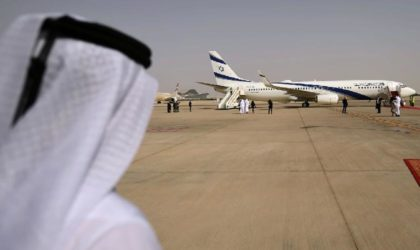 Emirats, Israël, Serbie : capitale Washington !