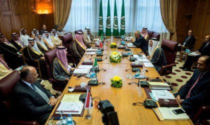 Effet de la normalisation avec Israël : la Ligue arabe bientôt morte et enterrée