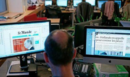 Les sous-entendus détournés du journal Le Monde sur la situation en Algérie
