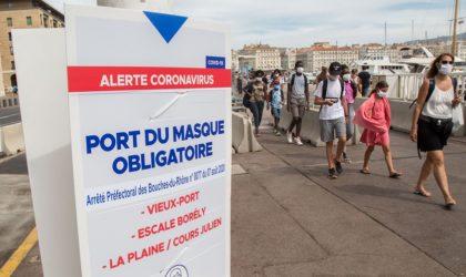Le consulat d'Algérie à Marseille fermé une semaine pour cause de Covid-19